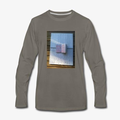 STRATA - Men's Premium Long Sleeve T-Shirt