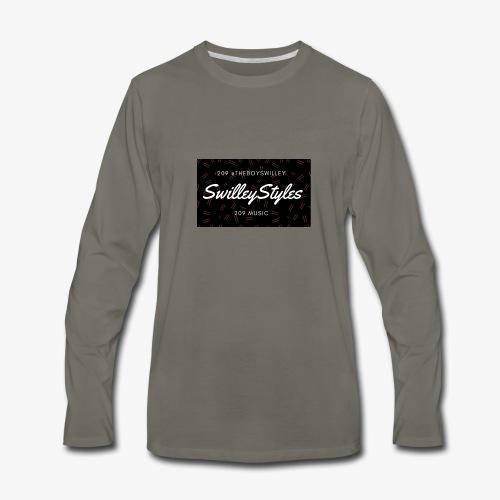 SwilleyStyles Promo - Men's Premium Long Sleeve T-Shirt