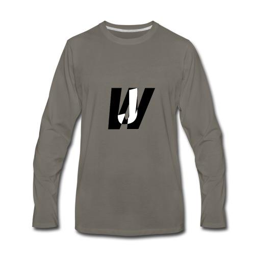 Jack Wide wear - Men's Premium Long Sleeve T-Shirt