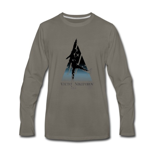 yuri on nice - Men's Premium Long Sleeve T-Shirt