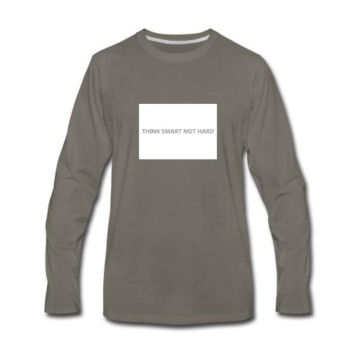 Knowlege of life - Men's Premium Long Sleeve T-Shirt