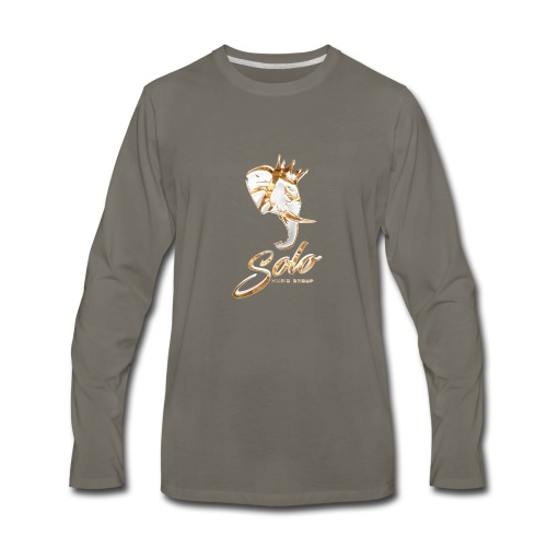 Solo Music Group - Men's Premium Long Sleeve T-Shirt