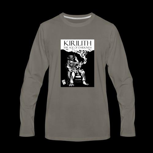Doc Brimstone 001 - Men's Premium Long Sleeve T-Shirt