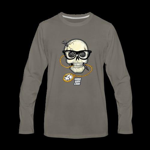 Hard Head - Men's Premium Long Sleeve T-Shirt