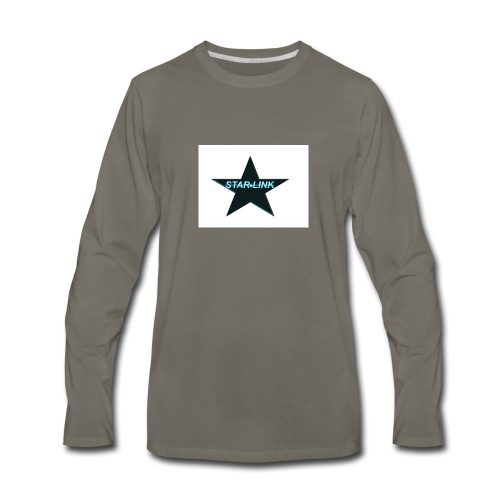 Star-Link product - Men's Premium Long Sleeve T-Shirt