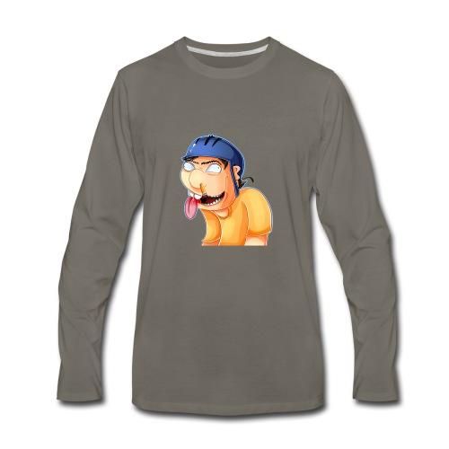 jeffy clipart - Men's Premium Long Sleeve T-Shirt