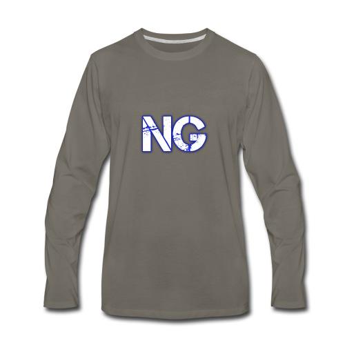 cooltext221976116542463 - Men's Premium Long Sleeve T-Shirt