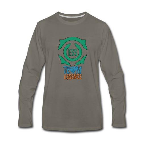 Team Essence Illustration - Men's Premium Long Sleeve T-Shirt