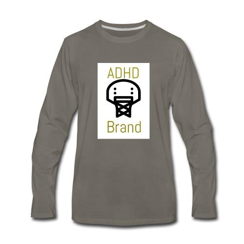 ADHD BRAND - Men's Premium Long Sleeve T-Shirt