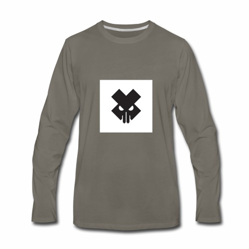 titanium1x0 - Men's Premium Long Sleeve T-Shirt