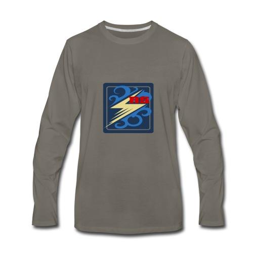 Rimps Logo Flash - Men's Premium Long Sleeve T-Shirt