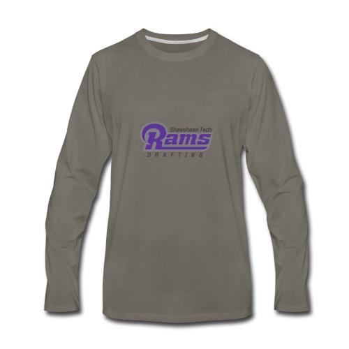 Drafting 2016 - Men's Premium Long Sleeve T-Shirt