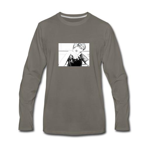 Lucci27 Shirt - Men's Premium Long Sleeve T-Shirt