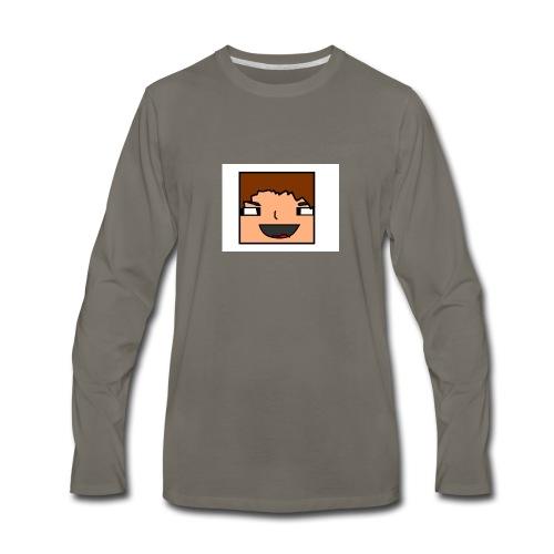 SpeedBoy T-sjorte - Men's Premium Long Sleeve T-Shirt