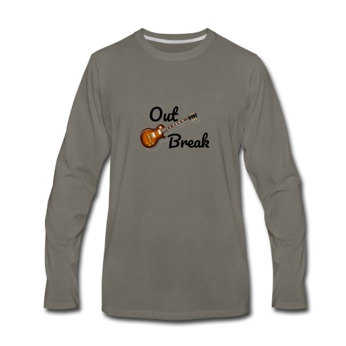 OutBreak - Men's Premium Long Sleeve T-Shirt