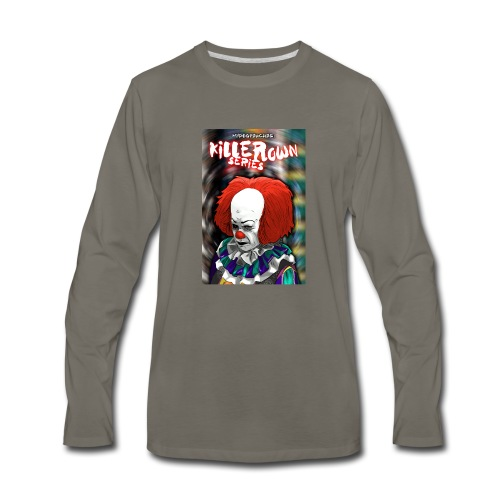 clown series - Men's Premium Long Sleeve T-Shirt