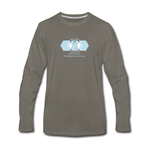 Prescott Pharmaceuticals - Men's Premium Long Sleeve T-Shirt