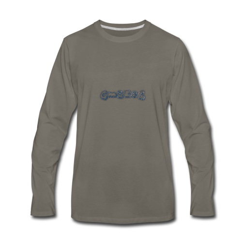 Gmaze Shirt/hoodie/workout - Men's Premium Long Sleeve T-Shirt