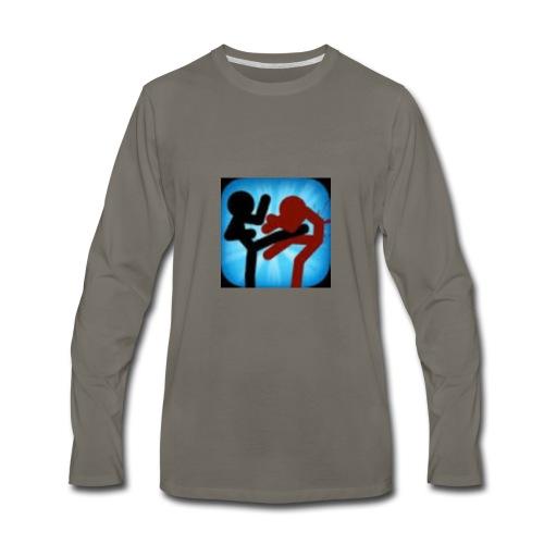 RedKix LOGO - Men's Premium Long Sleeve T-Shirt