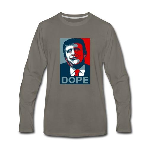 Trump Dope - Men's Premium Long Sleeve T-Shirt