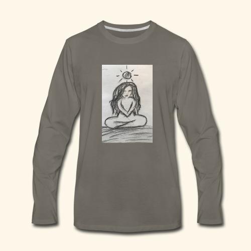 Reikigirl - Men's Premium Long Sleeve T-Shirt