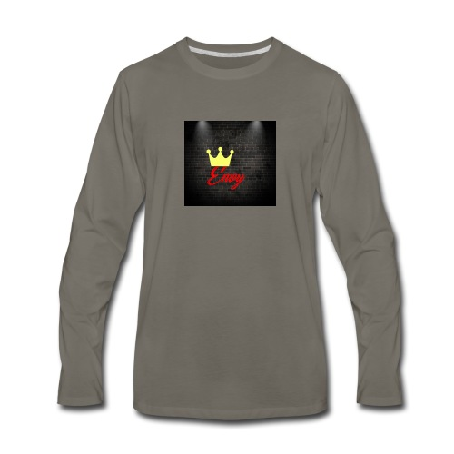 Envy - Men's Premium Long Sleeve T-Shirt