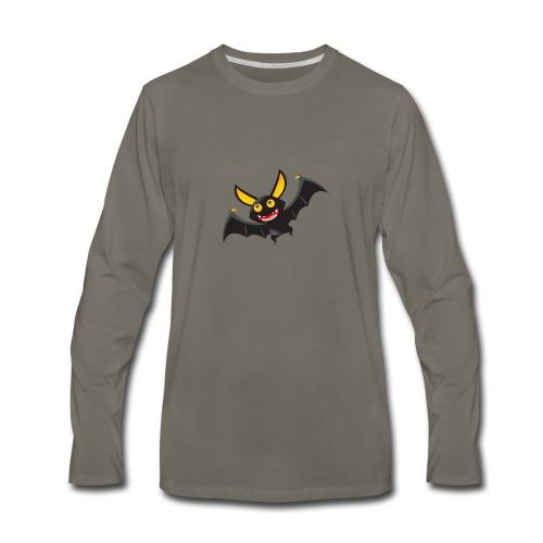 bathelloween - Men's Premium Long Sleeve T-Shirt
