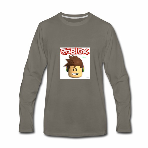 RobloxshahMearch - Men's Premium Long Sleeve T-Shirt