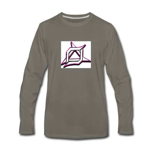 Oma Alliance Pink - Men's Premium Long Sleeve T-Shirt