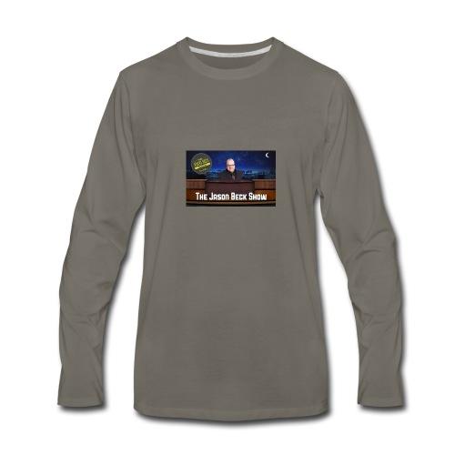 The Jason Beck Show - Men's Premium Long Sleeve T-Shirt