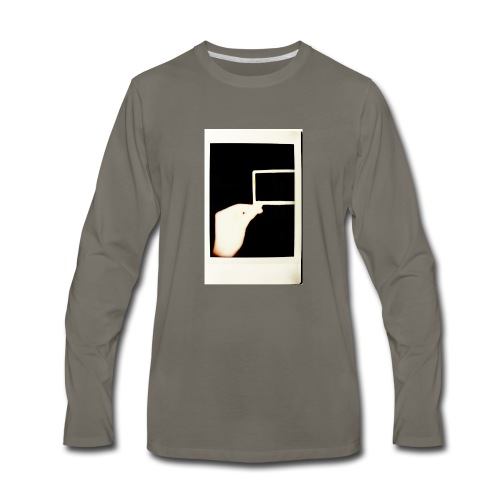 Polaroid - Men's Premium Long Sleeve T-Shirt