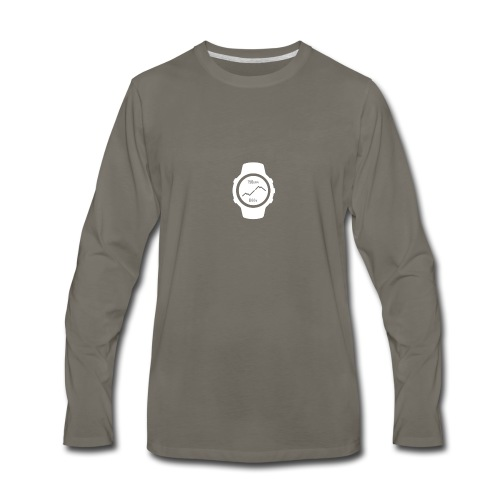 Suunto ID - Men's Premium Long Sleeve T-Shirt