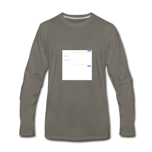 anjel - Men's Premium Long Sleeve T-Shirt