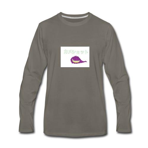 Capture - Men's Premium Long Sleeve T-Shirt