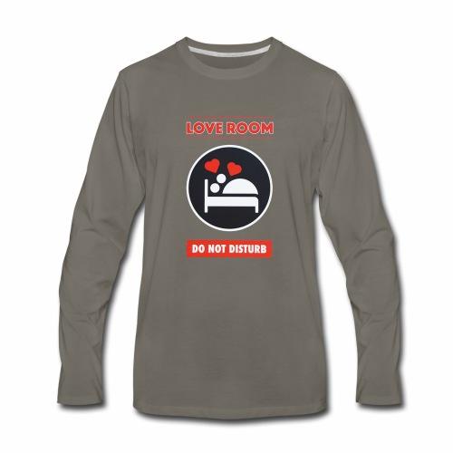 Love Room - Men's Premium Long Sleeve T-Shirt