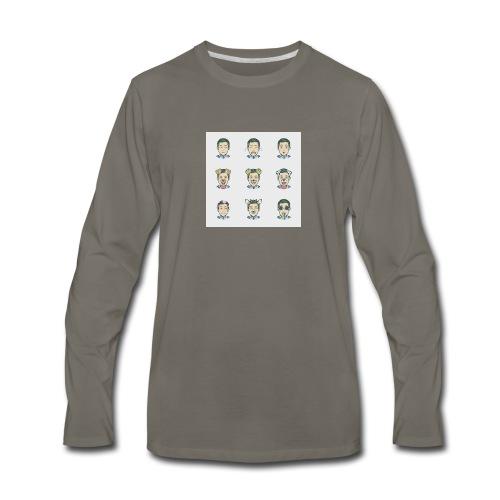 Cool Merch😁 - Men's Premium Long Sleeve T-Shirt