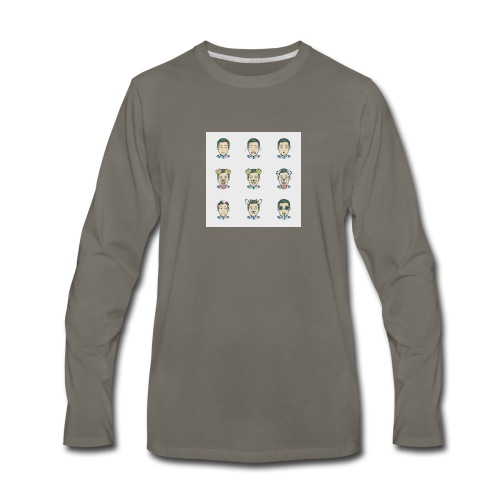 Great MERCH - Men's Premium Long Sleeve T-Shirt