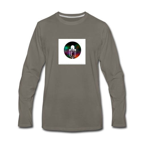 Music - Men's Premium Long Sleeve T-Shirt