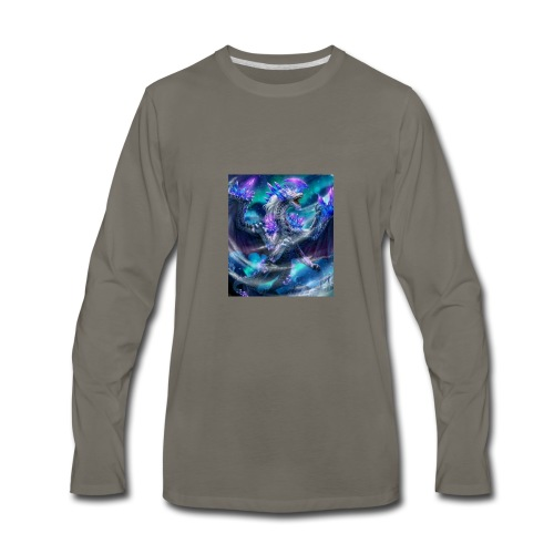THE DRAGONS - Men's Premium Long Sleeve T-Shirt