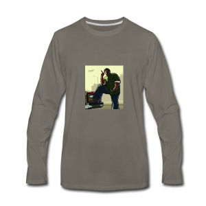 Big Smoke Sa - Men's Premium Long Sleeve T-Shirt