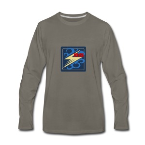 Rimps Logo Flash - Men's Premium Long Sleeve T-Shirt