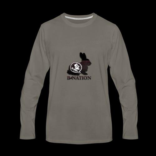 FSU Bunny - Men's Premium Long Sleeve T-Shirt