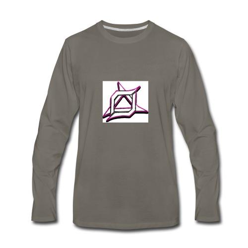 Oma Alliance Pink - Men's Premium Long Sleeve T-Shirt