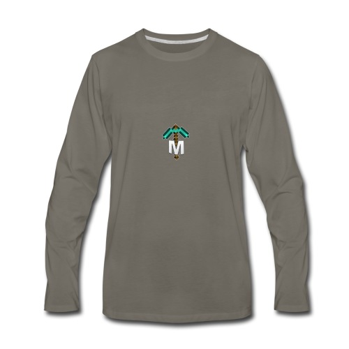 Pic and m - Men's Premium Long Sleeve T-Shirt