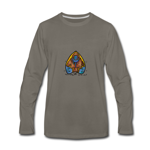 Mystical Quija - Men's Premium Long Sleeve T-Shirt