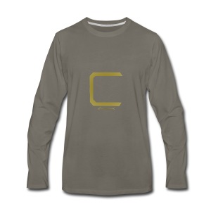 Cyberonic Gold Limited Edition - Men's Premium Long Sleeve T-Shirt