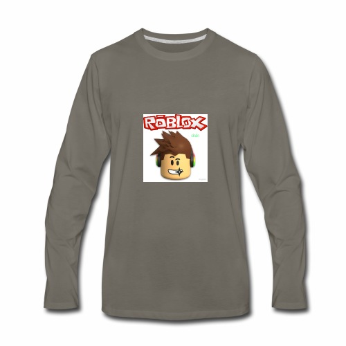RobloxshahMearch - Men's Premium Long Sleeve T-Shirt
