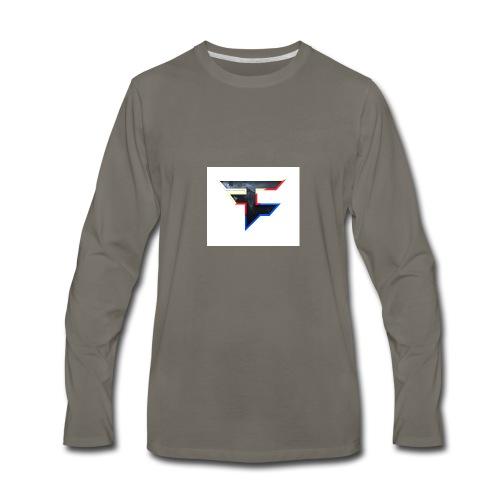 Faze T-shirt - Men's Premium Long Sleeve T-Shirt
