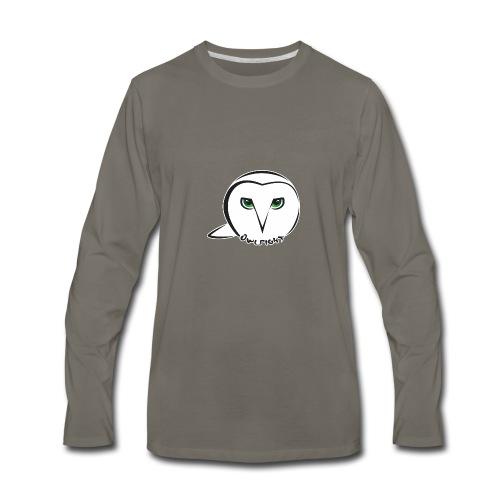Owlsight - Men's Premium Long Sleeve T-Shirt