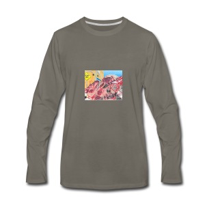 skribble TWB - Men's Premium Long Sleeve T-Shirt